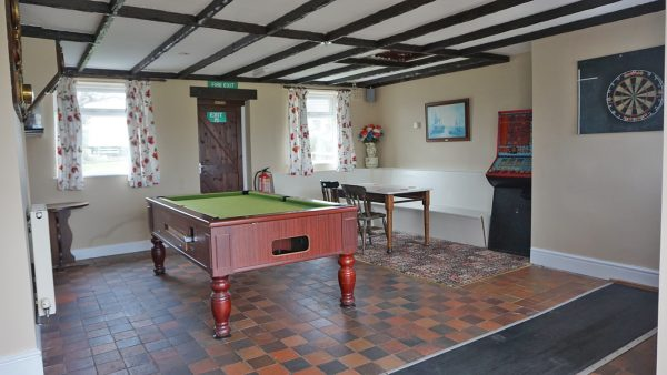 Snooker & pool at Pleasant View